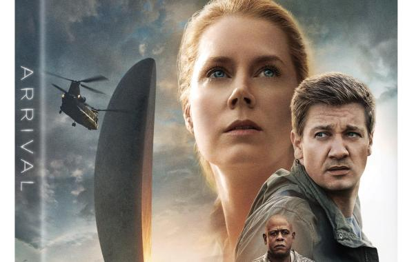 'Arrival'; Debuts On Digital HD January 31 & On 4K Ultra HD, Blu-ray & DVD February 14, 2017 From Paramount 17