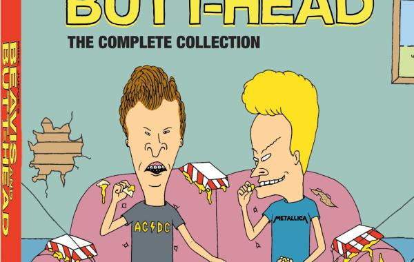 'Beavis And Butt-head: The Complete Collection'; The Must-Own 12-Disc DVD Set Arrives February 14, 2017 From Paramount 15
