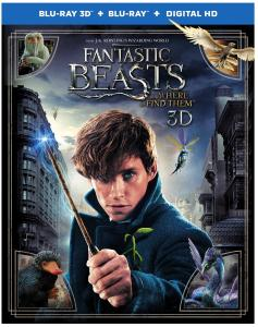 [Blu-Ray Review] 'Fantastic Beasts And Where To Find Them 3D': Now Available On 4K Ultra HD, Blu-ray 3D, Blu-ray, DVD & Digital HD From Warner Bros 1