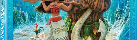 'Moana'; Arrives On Digital HD February 21 & On Blu-ray 3D, Blu-ray & DVD March 7, 2017 From Disney 13