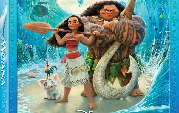 'Moana'; Arrives On Digital HD February 21 & On Blu-ray 3D, Blu-ray & DVD March 7, 2017 From Disney 24