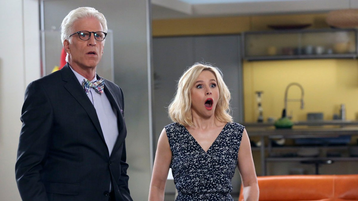 'The Good Place' Renewed For Season Two By NBC 1