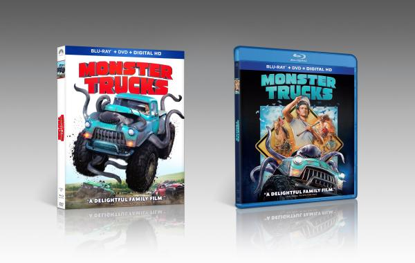 'Monster Trucks'; Arrives On Digital HD March 28 & On Blu-ray Combo Pack & DVD April 11, 2017 From Paramount 37