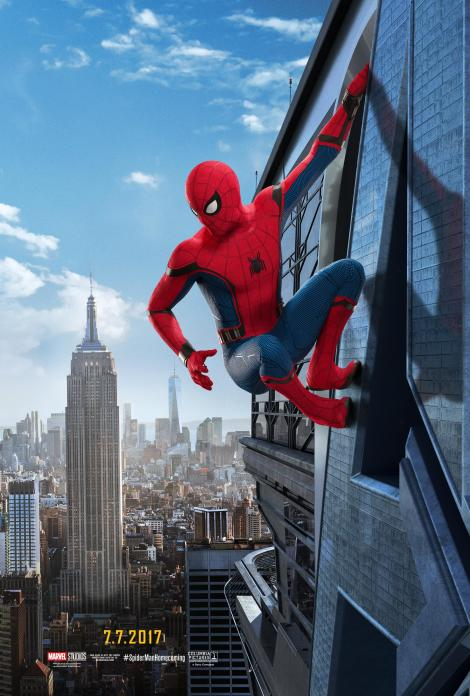 Check Out The New Trailer & 3 Teaser Posters For 'Spider-Man: Homecoming' 3