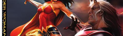 'Wonder Woman: Commemorative Edition'; The Animated Film Returns To Blu-ray & DVD May 16, 2017 From DC & Warner Bros 26