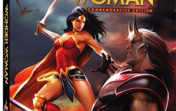 'Wonder Woman: Commemorative Edition'; The Animated Film Returns To Blu-ray & DVD May 16, 2017 From DC & Warner Bros 22