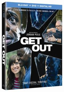 'Get Out'; Jordan Peele's Acclaimed Thriller Arrives On Digital HD May 9 & On Blu-ray & DVD May 23, 2017 From Universal 1