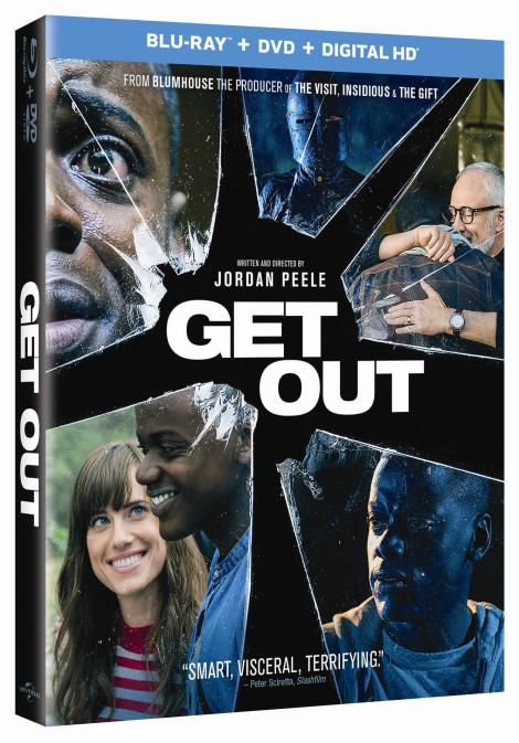 'Get Out'; Jordan Peele's Acclaimed Thriller Arrives On Digital HD May 9 & On Blu-ray & DVD May 23, 2017 From Universal 5