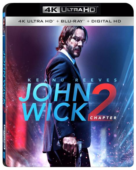 'John Wick: Chapter 2'; Arrives On Digital HD May 23 & On 4K Ultra HD, Blu-ray & DVD June 13, 2017 From Lionsgate 5