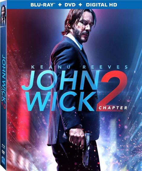 'John Wick: Chapter 2'; Arrives On Digital HD May 23 & On 4K Ultra HD, Blu-ray & DVD June 13, 2017 From Lionsgate 6