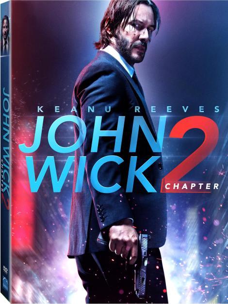 'John Wick: Chapter 2'; Arrives On Digital HD May 23 & On 4K Ultra HD, Blu-ray & DVD June 13, 2017 From Lionsgate 7
