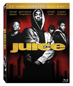 'Juice: 25th Anniversary Edition'; Arrives On Blu-ray For The First Time June 6, 2017 From Paramount 1
