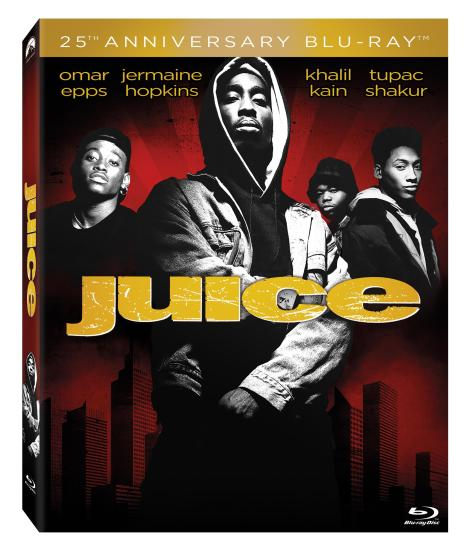 'Juice: 25th Anniversary Edition'; Arrives On Blu-ray For The First Time June 6, 2017 From Paramount 2