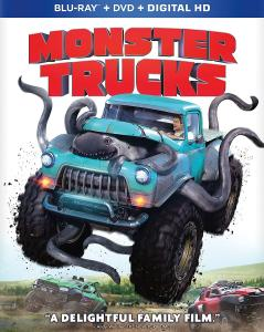 [Blu-Ray Review] 'Monster Trucks': Now Available On Blu-ray, DVD & Digital HD From Paramount 1