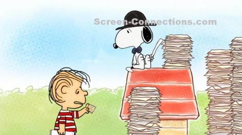 [DVD Review] 'Peanuts By Schulz: Go Team Go!': Now Available On DVD From Warner Bros 3