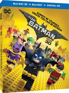 'The Lego Batman Movie'; Arrives On Digital HD May 19 & On 4K Ultra HD, Blu-ray 3D, Blu-ray & DVD June 13, 2017 From Warner Bros 1