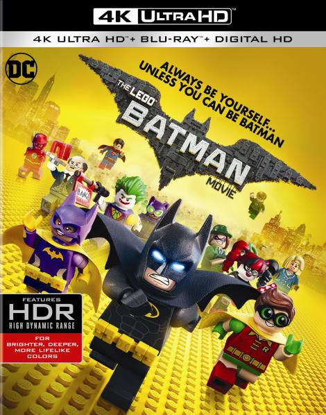 'The Lego Batman Movie'; Arrives On Digital HD May 19 & On 4K Ultra HD, Blu-ray 3D, Blu-ray & DVD June 13, 2017 From Warner Bros 2