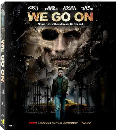 [GIVEAWAY] Win The Supernatural Thriller 'We Go On' On Blu-ray! Available On Blu-ray & DVD April 4, 2017 From Lightyear Ent. 2