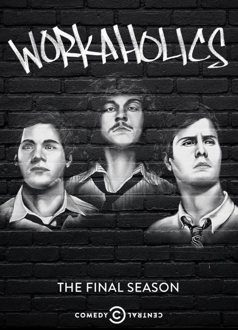 'Workaholics'; The Final Season & The Complete Series Both Arrive On DVD June 20, 2017 From Paramount 3