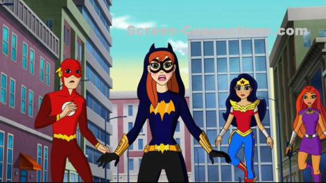 [DVD Review] 'DC Super Hero Girls: Intergalactic Games': Now Available On DVD From DC & Warner Bros 4