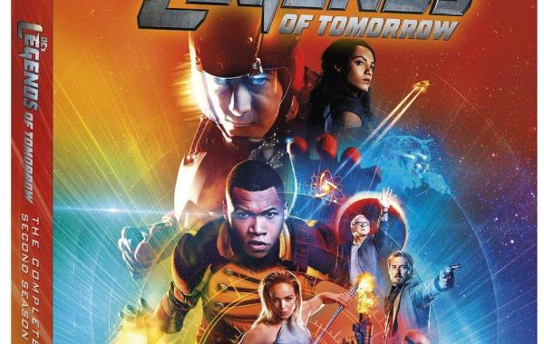 'DC's Legends Of Tomorrow: The Complete Second Season'; Arrives On Blu-ray & DVD August 15, 2017 From DC Comics & Warner Bros 43