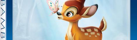 Disney's Beloved Classic 'Bambi' Joins The Walt Disney Signature Collection; Arrives On Digital HD May 23 & On Blu-ray & DVD June 6, 2017 From Disney 8