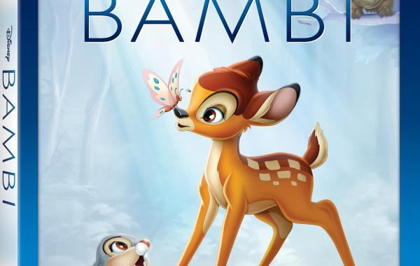 Disney's Beloved Classic 'Bambi' Joins The Walt Disney Signature Collection; Arrives On Digital HD May 23 & On Blu-ray & DVD June 6, 2017 From Disney 28