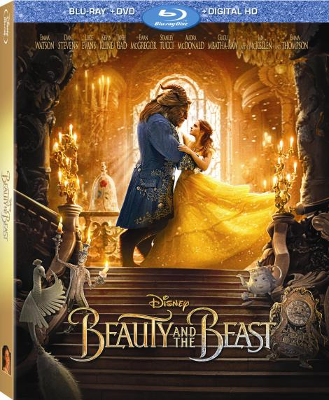 'Beauty And The Beast'; Disney's Live-Action Adaption Arrives Home On Digital HD, Blu-ray & DVD On June 6, 2017 3