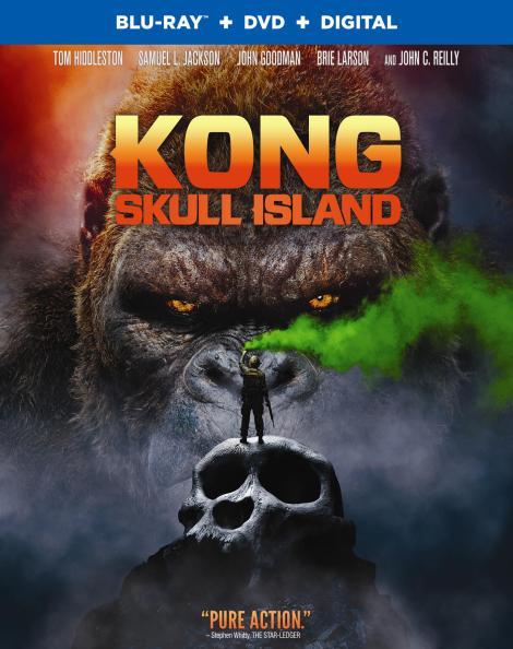 'Kong: Skull Island'; Arrives On Digital June 20 & On 4K Ultra HD, Blu-ray 3D, Blu-ray & DVD July 18, 2017 From Warner Bros 6