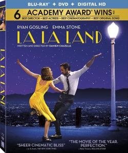 [Blu-Ray Review] 'La La Land': Now Available On 4K Ultra HD, Blu-ray, DVD & Digital HD From Lionsgate 1