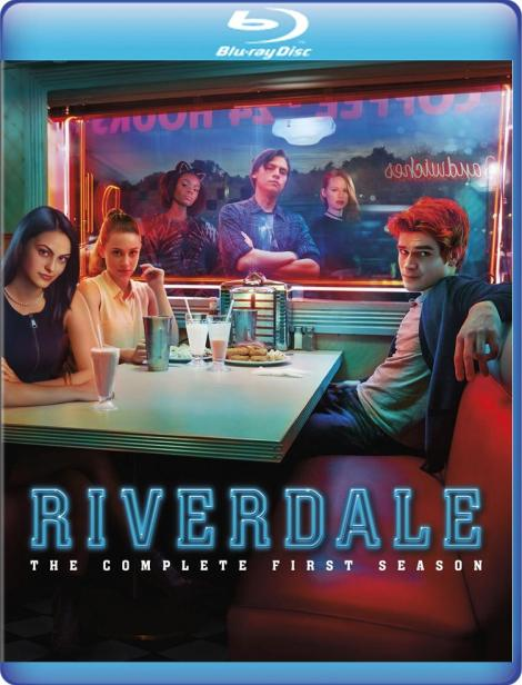 'Riverdale: The Complete First Season'; Coming To DVD & Blu-ray* August 15, 2017 From Warner Bros 2