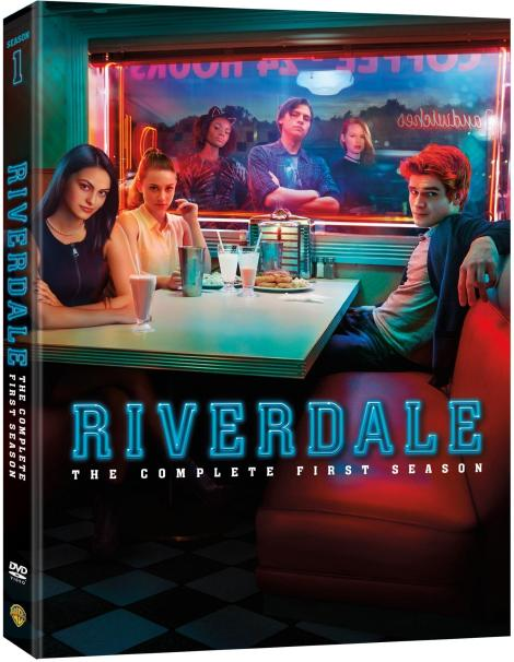 'Riverdale: The Complete First Season'; Coming To DVD & Blu-ray* August 15, 2017 From Warner Bros 3