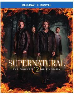 'Supernatural: The Complete Twelfth Season'; Arrives On Blu-ray & DVD September 5, 2017 From Warner Bros 1