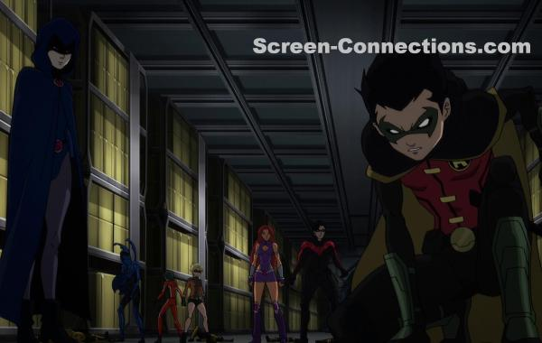 [Blu-Ray Review] 'Teen Titans: The Judas Contract': Now Available On Blu-ray, DVD & Digital HD From DC Comics & Warner Bros 19