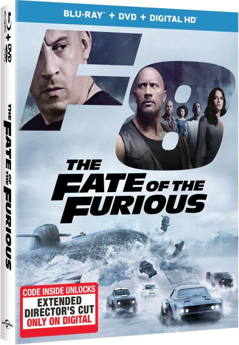 'The Fate Of The Furious'; Arrives On Digital HD June 27 & On 4K Ultra HD, Blu-ray & DVD July 11, 2017 From Universal 16