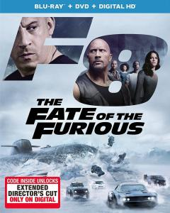 [Blu-Ray Review] 'The Fate Of The Furious': Now Available On 4K Ultra HD, Blu-ray, DVD & Digital HD From Universal 1