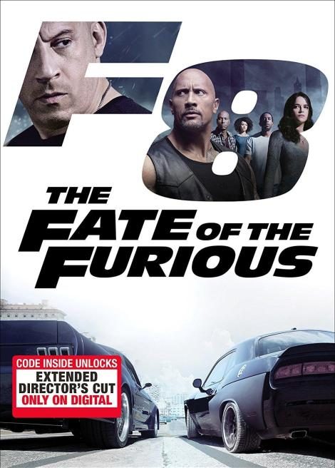 'The Fate Of The Furious'; Arrives On Digital HD June 27 & On 4K Ultra HD, Blu-ray & DVD July 11, 2017 From Universal 21