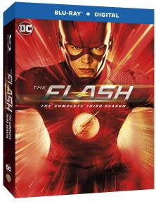 'The Flash: The Complete Third Season'; Arrives On Blu-ray & DVD September 5, 2017 From DC & Warner Bros 1