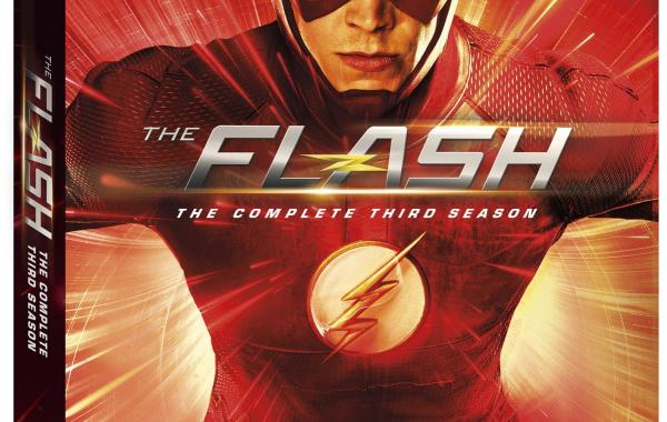 'The Flash: The Complete Third Season'; Arrives On Blu-ray & DVD September 5, 2017 From DC & Warner Bros 43