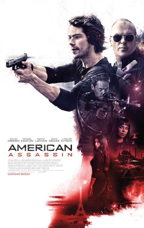 A Red Band Trailer & Poster For 'American Assassin' Are Here To Get Your Blood Pumping 2