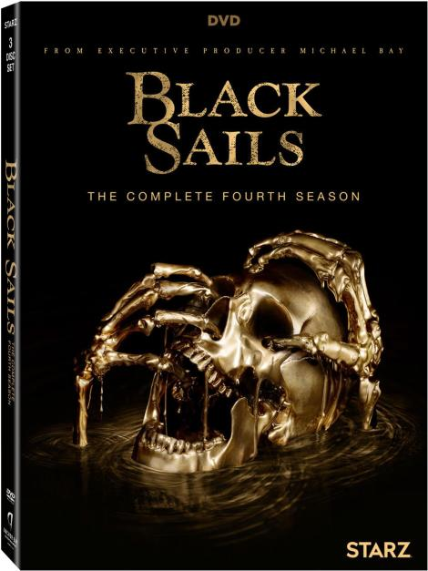 'Black Sails: The Complete Fourth Season'; The Final Season Sails To Blu-ray & DVD August 29, 2017 From Anchor Bay & Lionsgate 6