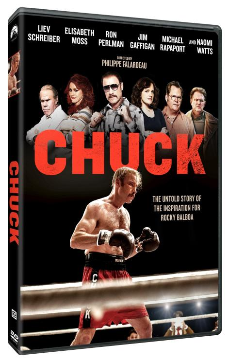 Liev Schreiber Stars In 'Chuck'; Arrives On Blu-ray, DVD & Digital HD August 15, 2017 From Paramount 12