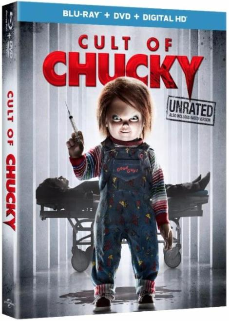 Red Band Trailer & Release Details For 'Cult Of Chucky'; Arrives On Unrated Blu-ray, DVD & Digital HD October 3, 2017 From Universal 12