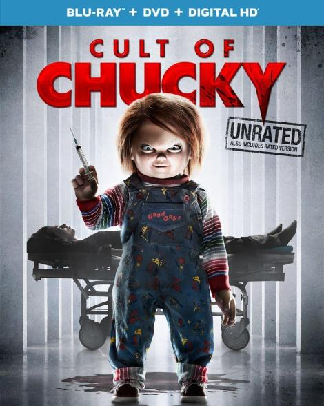 Red Band Trailer & Release Details For 'Cult Of Chucky'; Arrives On Unrated Blu-ray, DVD & Digital HD October 3, 2017 From Universal 11