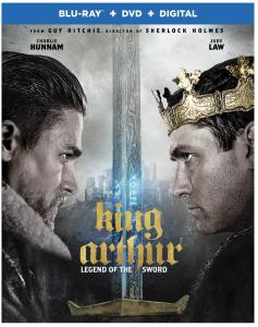 [Blu-Ray Review] 'King Arthur: Legend Of The Sword': Now Available On 4K Ultra HD, Blu-ray 3D, Blu-ray, DVD & Digital From Warner Bros 1
