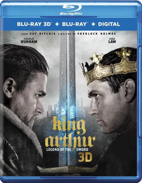 'King Arthur: Legend Of The Sword'; Arrives On Digital July 25 & On 4K Ultra HD, Blu-ray 3D, Blu-ray & DVD August 8, 2017 From Warner Bros 6