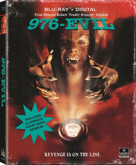 '976-EVIL'; Debuts On Blu-ray For The First Time October 3, 2017 From Sony Pictures 8