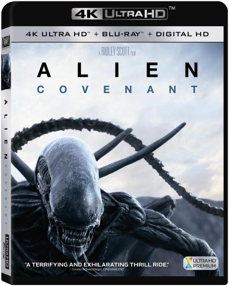 'Alien: Covenant'; Arrives On Digital HD August 1 & On 4K Ultra HD, Blu-ray & DVD August 15 From Fox Home Ent. 4