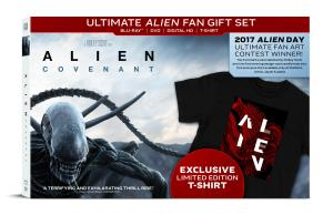 'Alien: Covenant'; Arrives On Digital HD August 1 & On 4K Ultra HD, Blu-ray & DVD August 15 From Fox Home Ent. 1