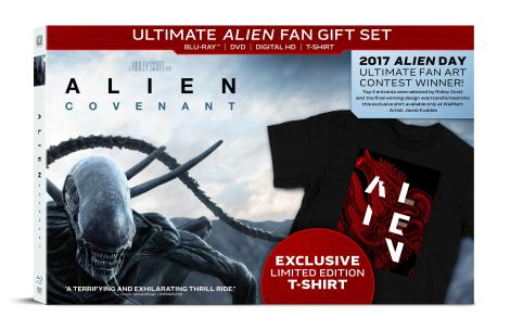 'Alien: Covenant'; Arrives On Digital HD August 1 & On 4K Ultra HD, Blu-ray & DVD August 15 From Fox Home Ent. 6